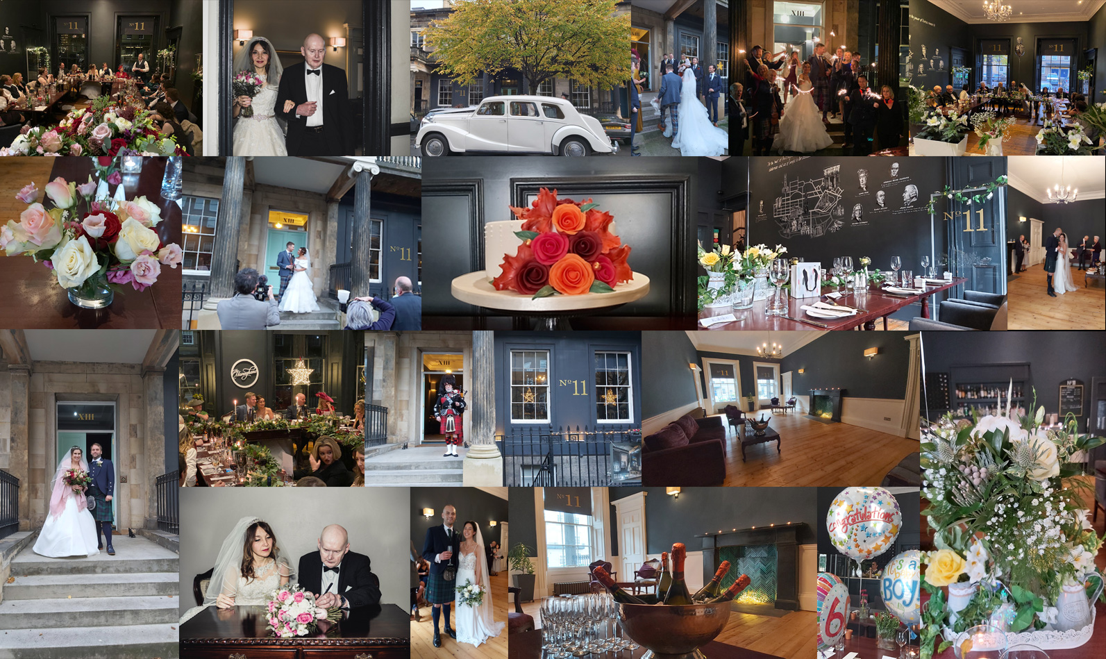 Wedding Venue Montage